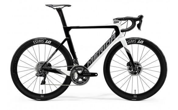 Шоссейный велосипед Merida Reacto Disc 10K-E (2020)