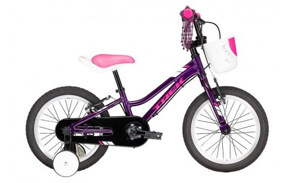Детский велосипед Trek Precaliber 16 Girls F/W (2019)
