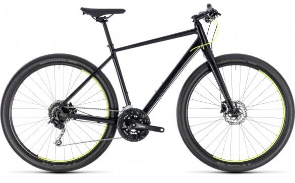 Городской велосипед CUBE Hyde (2018)