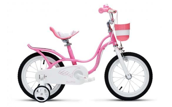 Детский велосипед Royal Baby Little Swan 18 (2020)