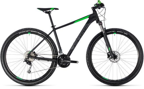 Горный велосипед CUBE Aim SL 27,5 (2018)