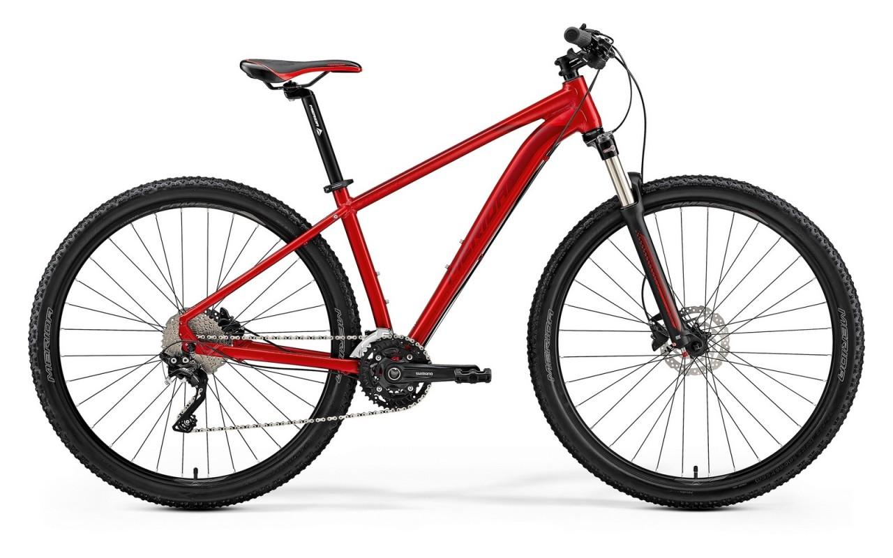 Горный велосипед Merida Big.Nine 80-D (2019)