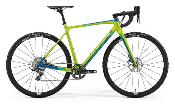 Шоссейный велосипед Merida Mission CX 8000 (2019)