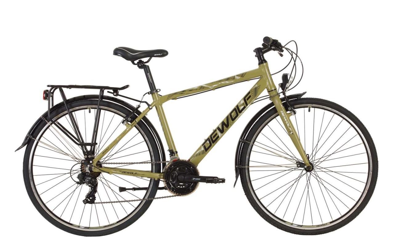 Дорожный велосипед Dewolf Asphalt R (2019)