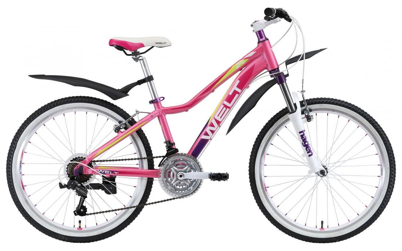 Подростковый велосипед Welt Edelweiss 24 (2018)