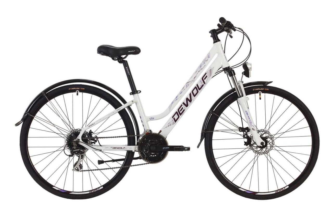 Дорожный велосипед Dewolf Asphalt FS (2019)