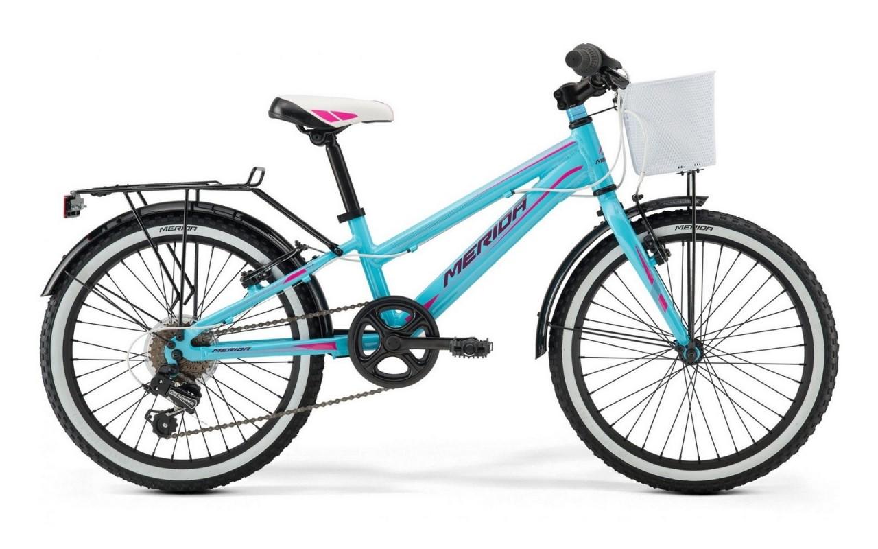 Детский велосипед Merida Bella J20 (2019)