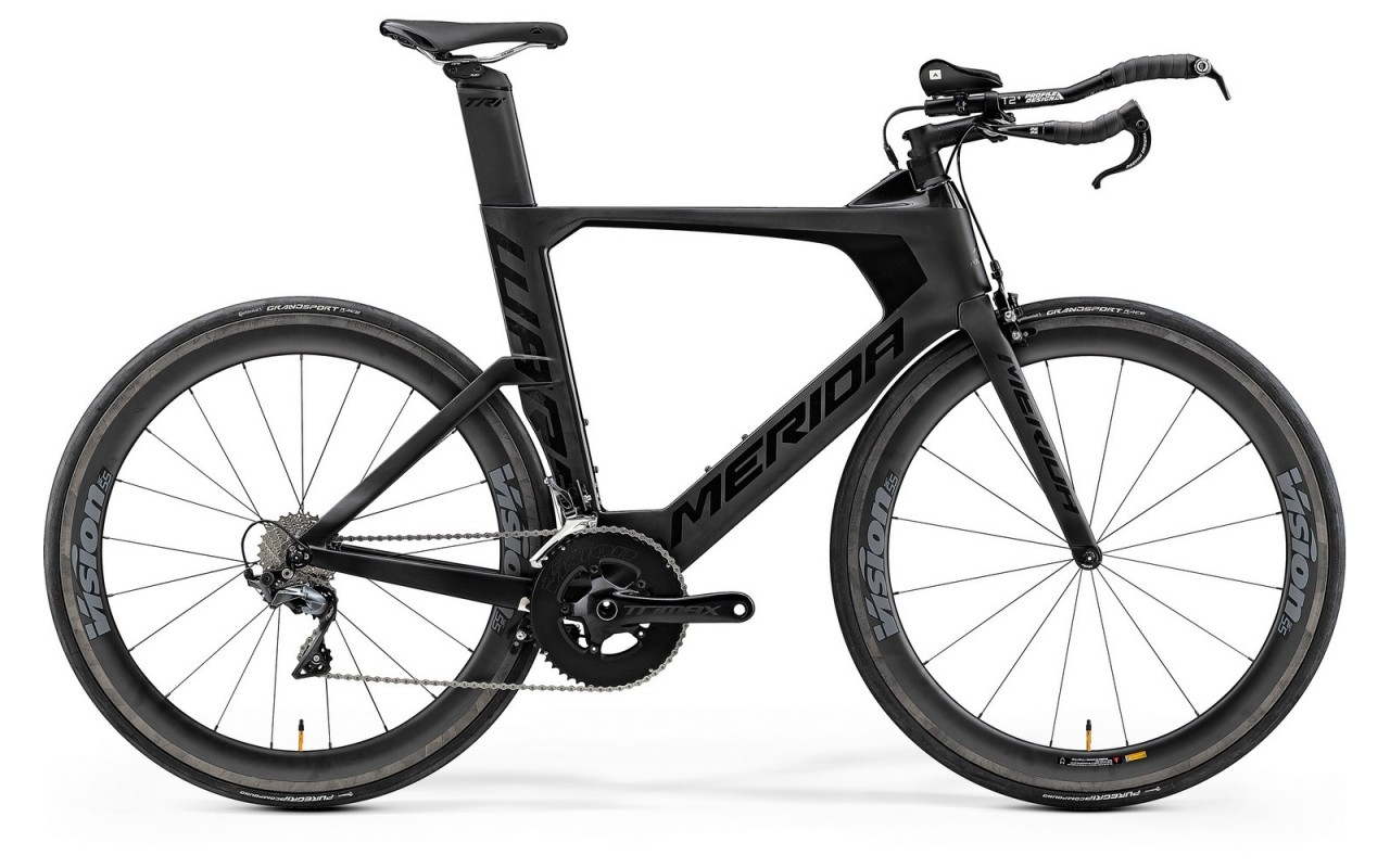 Шоссейный велосипед Merida Warp 5000 (2019)