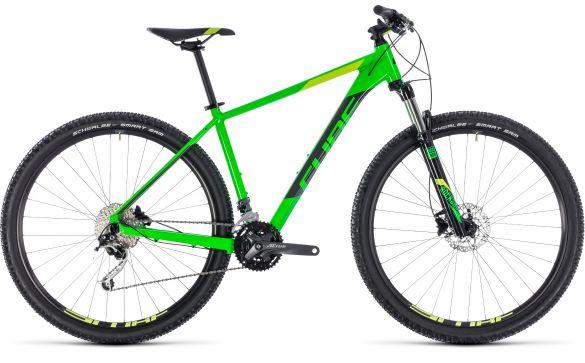 Горный велосипед CUBE Analog 27,5 (2018)