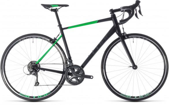 Шоссейный велосипед CUBE Attain (2018)