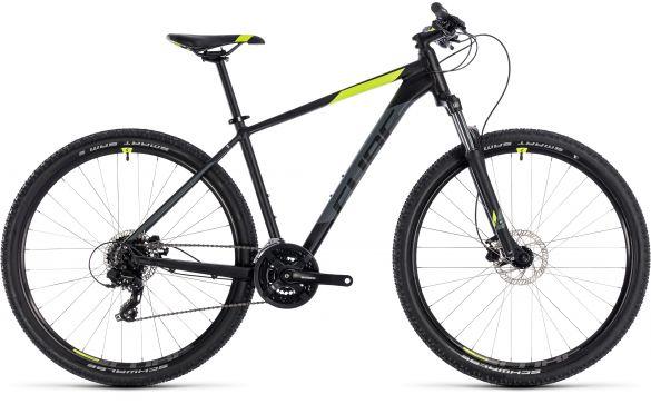 Горный велосипед CUBE Aim Pro 27,5 (2018)