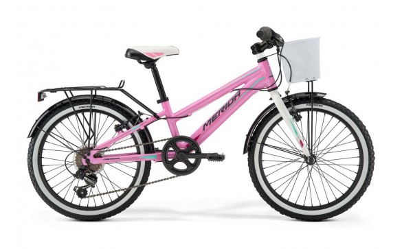 Детский велосипед Merida Princess J20 (2019)