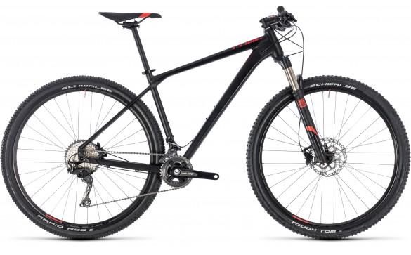 Горный велосипед CUBE Reaction Pro 29 (2018)