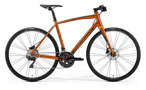 Шоссейный велосипед Merida Speeder 400 (2019)