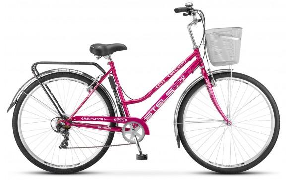 Женский велосипед Stels Navigator 355 Lady (2017)