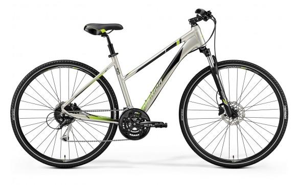 Дорожный велосипед Merida Crossway 100 Lady (2019)