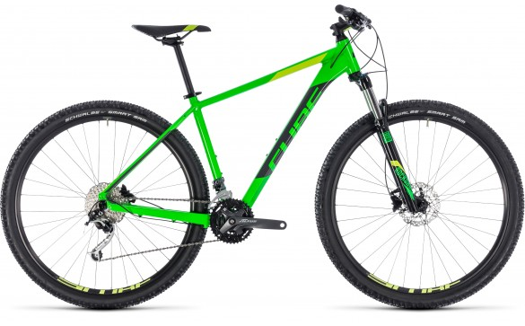 Горный велосипед CUBE Analog 29 (2018)
