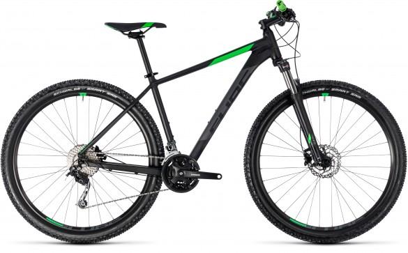 Горный велосипед CUBE Aim SL 29 (2018)