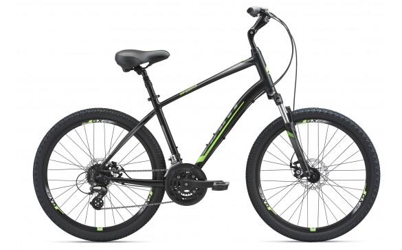 Комфортный велосипед Giant Sedona DX (2018)