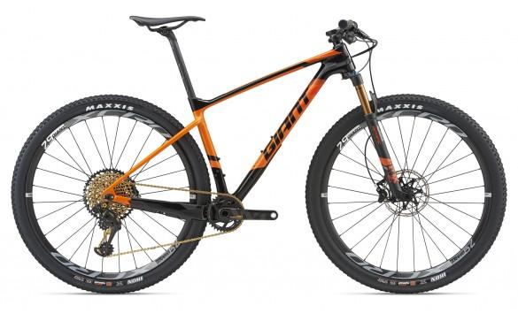 Купить Велосипеды Giant с карбоновой рамой колеса 29 дюймов  в Москве по низкой цене, интернет-магазин VeloGrand