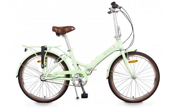 Cкладной велосипед Shulz Krabi V-brake (2019)