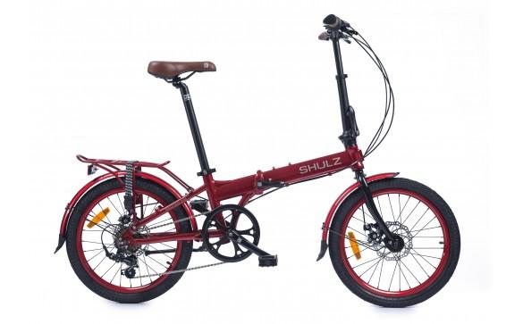 Складной велосипед Shulz Easy Disk