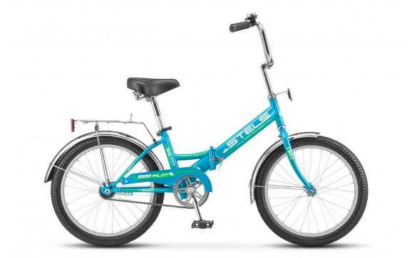 Городской велосипед Stels Pilot-310 20 Z011 (2017)
