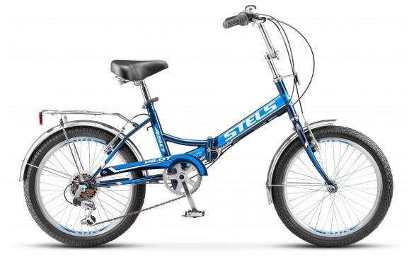 Складной велосипед Stels Pilot-450 20 Z011 (2017)