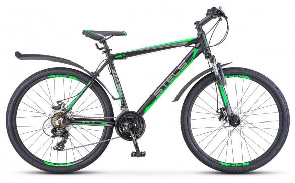 Горный велосипед Stels Navigator-620 MD 26 V010 (2017)