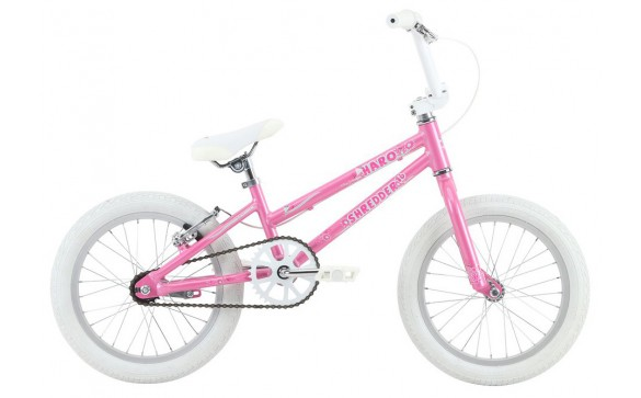 Детский велосипед Haro Shredder 16 Girls Alloy 2019