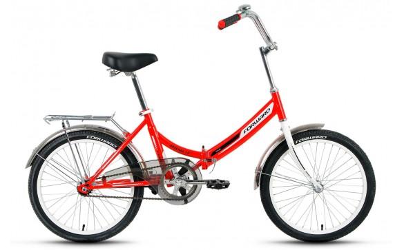Складной велосипед Forward Arsenal 1.0 (2018)