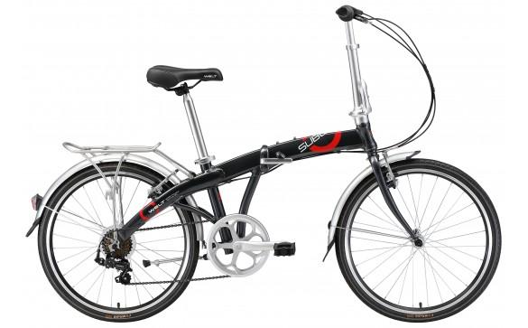 Складной велосипед Welt Subway 24 2019