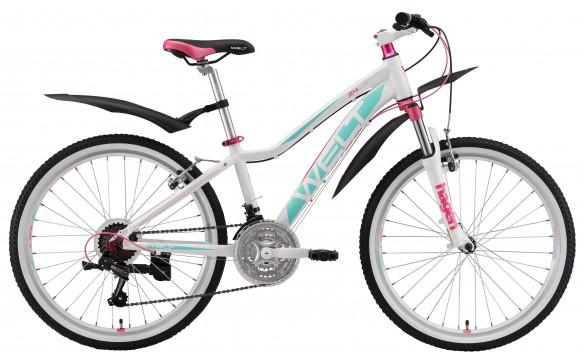 Подростковый велосипед Welt Edelweiss 24 2019