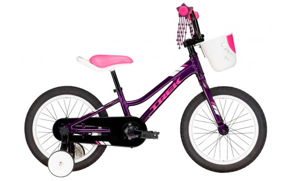 Детский велосипед Trek Precaliber 16 Girls (2018)