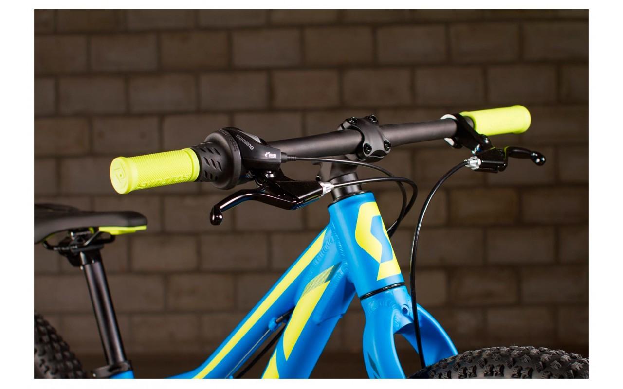 Подростковый велосипед Scott Scale JR 24 Plus (2018)