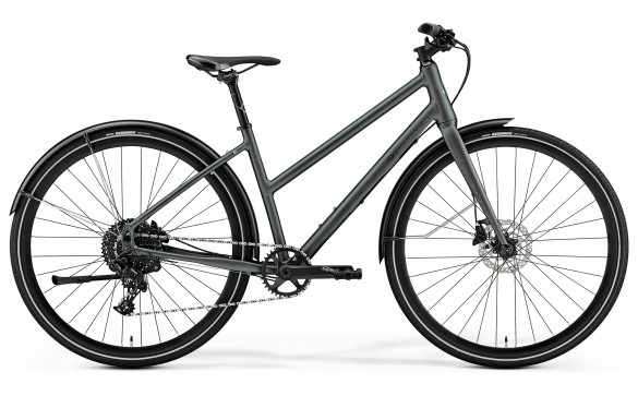 Женский велосипед Merida Crossway Urban 300 Lady 2019