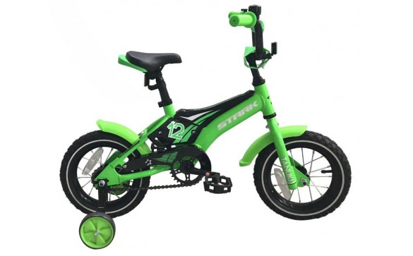 Детский велосипед Stark Tanuki 12 Boy (2018)