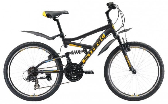 Подростковый велосипед Stark Rocket 24.2 FS V (2019)