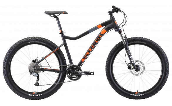 Горный велосипед Stark Tactic 27.5 + HD 2019