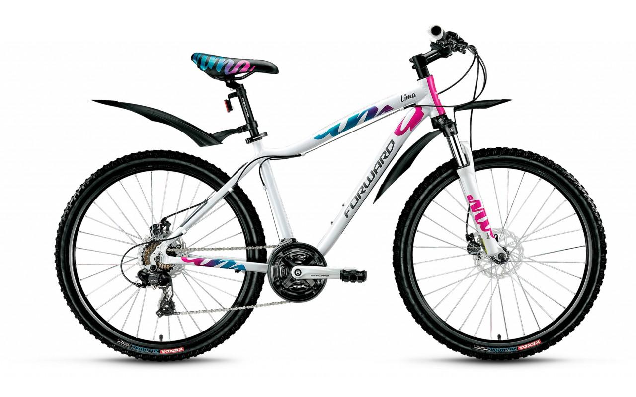 Горный велосипед Forward Lima 2.0 disc (2017)