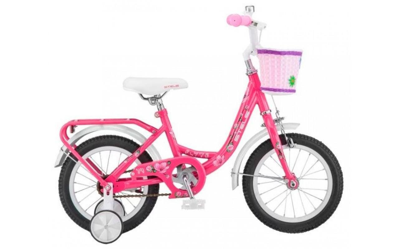 Детский велосипед Stels Flyte Lady 14 (Z011) 2018