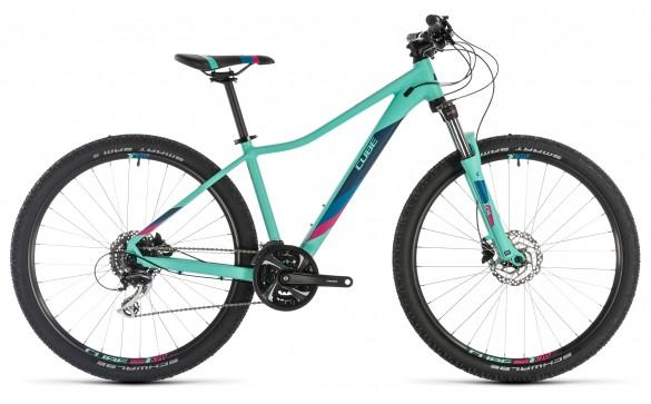 Женский велосипед Cube Access WS EXC 27.5 (2019)