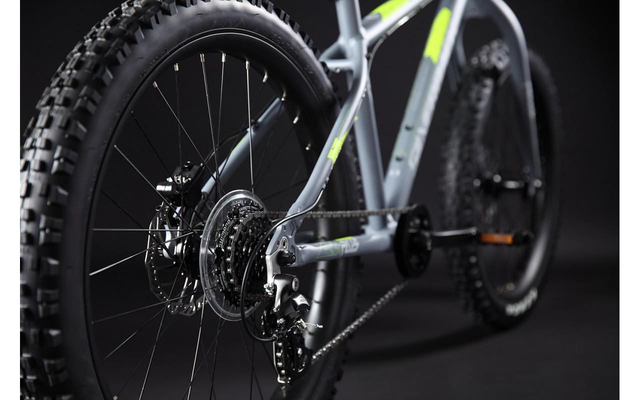 Подростковый велосипед Silverback Spyke Plus (2017)