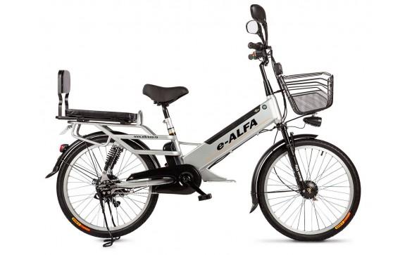 Электровелосипед Eltreco e-Alfa L (2018)
