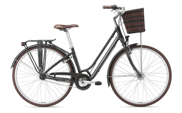 Комфортный велосипед Giant Flourish 1 (2018)