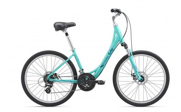 Комфортный велосипед Giant Sedona DX W (2018)