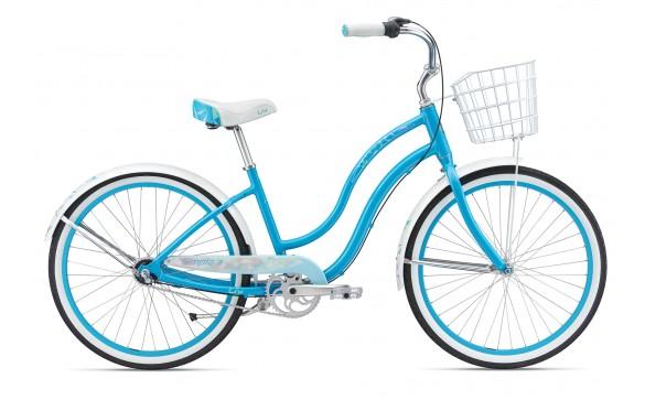 Комфортный велосипед Giant Simple Three W (2018)
