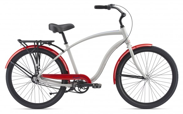 Комфортный велосипед Giant Simple Three (2018)