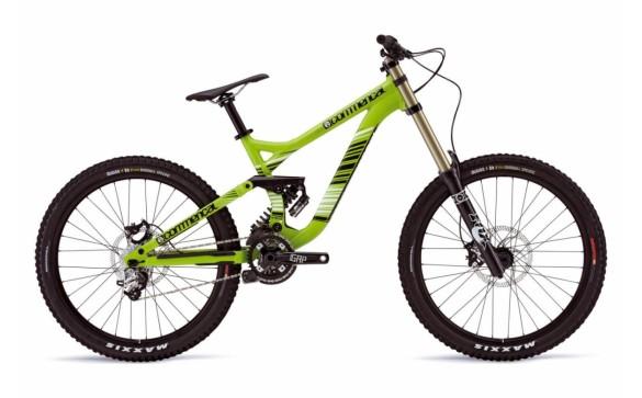 Велосипед двухподвес Commencal Supreme DH (2013)