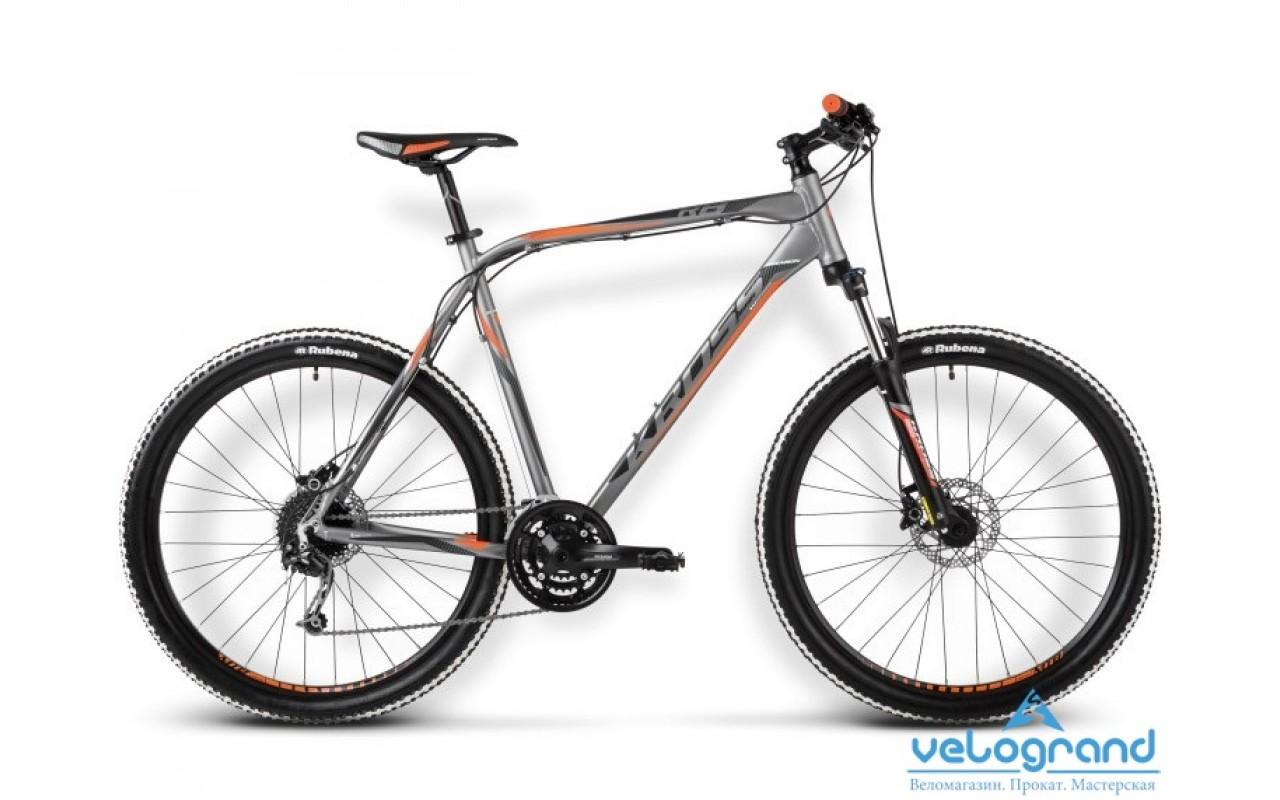 Горный велосипед Kross Hexagon R8 (2015)